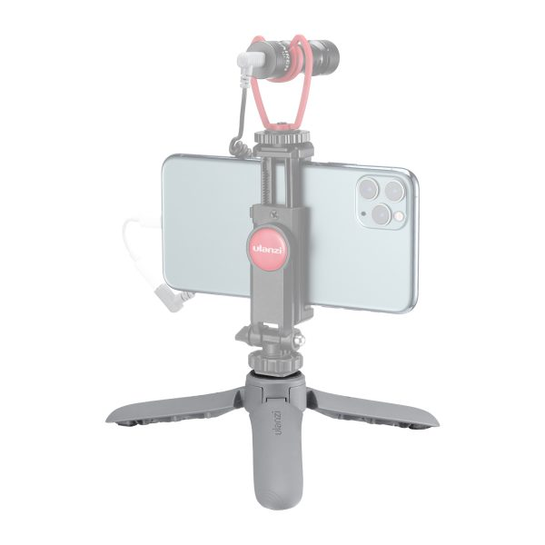 Ulanzi-india-1810 MT-10 grey mini tripod