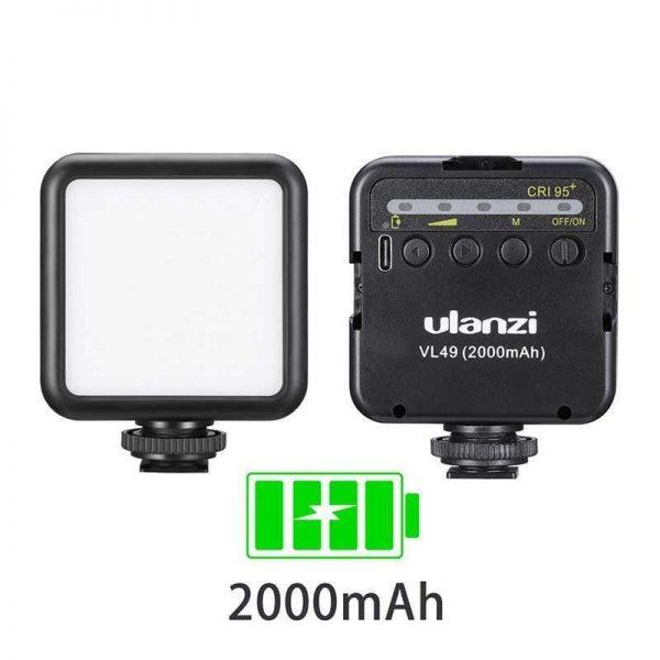 Ulanzi-vl-49-led-light-india-tiyana