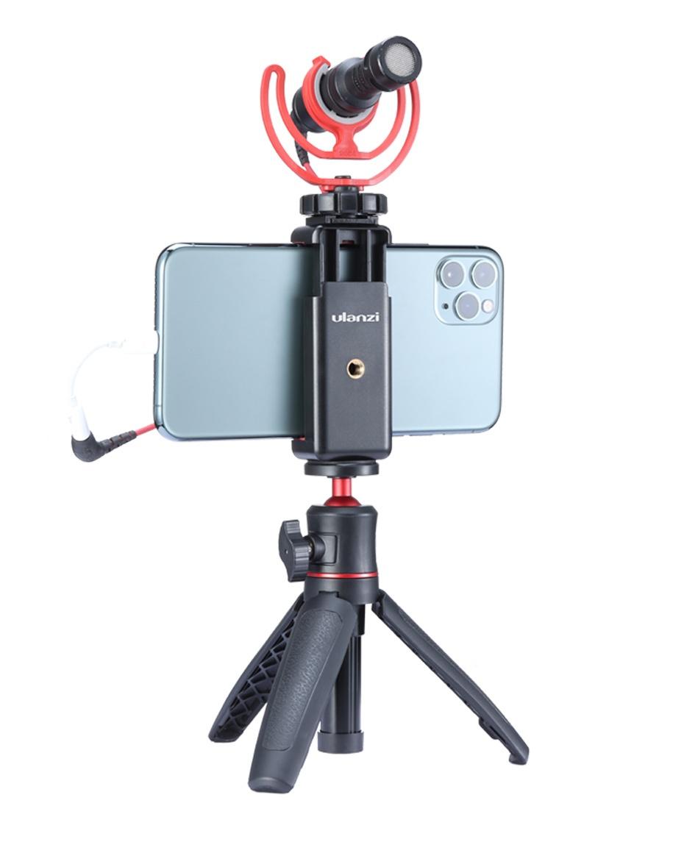 Ulanzi-ST-07-Vlog-Smartphone-Tripod-Mount-india-tiyana