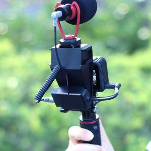 Ulanzi GP-5 Universal GoPro Selfie Vlog Flip Up Mirror-india-tiyana