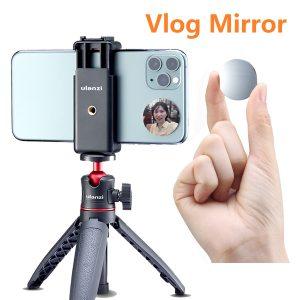 Ulanzi Mini Vlogging Mirror for Smartphone-india-tiyana