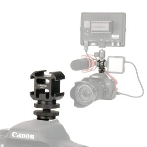 Ulanzi-PT-3s-Triple-Cold-Shoe-Camera-Mount-india-tiyana