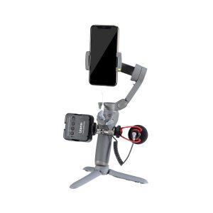Ulanzi UURig R037 Dual Cold Shoe Mount Bracket for DJI Osmo Mobile 3-india-tiyana