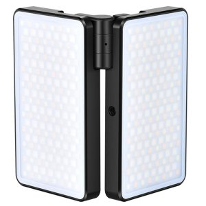 Vijim R316 Foldable RGB LED Video Light-india-tiyana