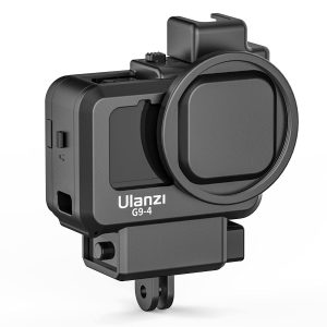 Ulanzi G9-4 Plastic Camera Cage for GoPro 9-india-tiyana