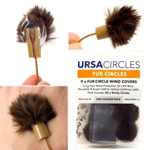URSA Fur Circles india tiyana